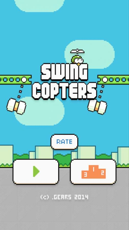 Tải game Swing Copters miễn phí
